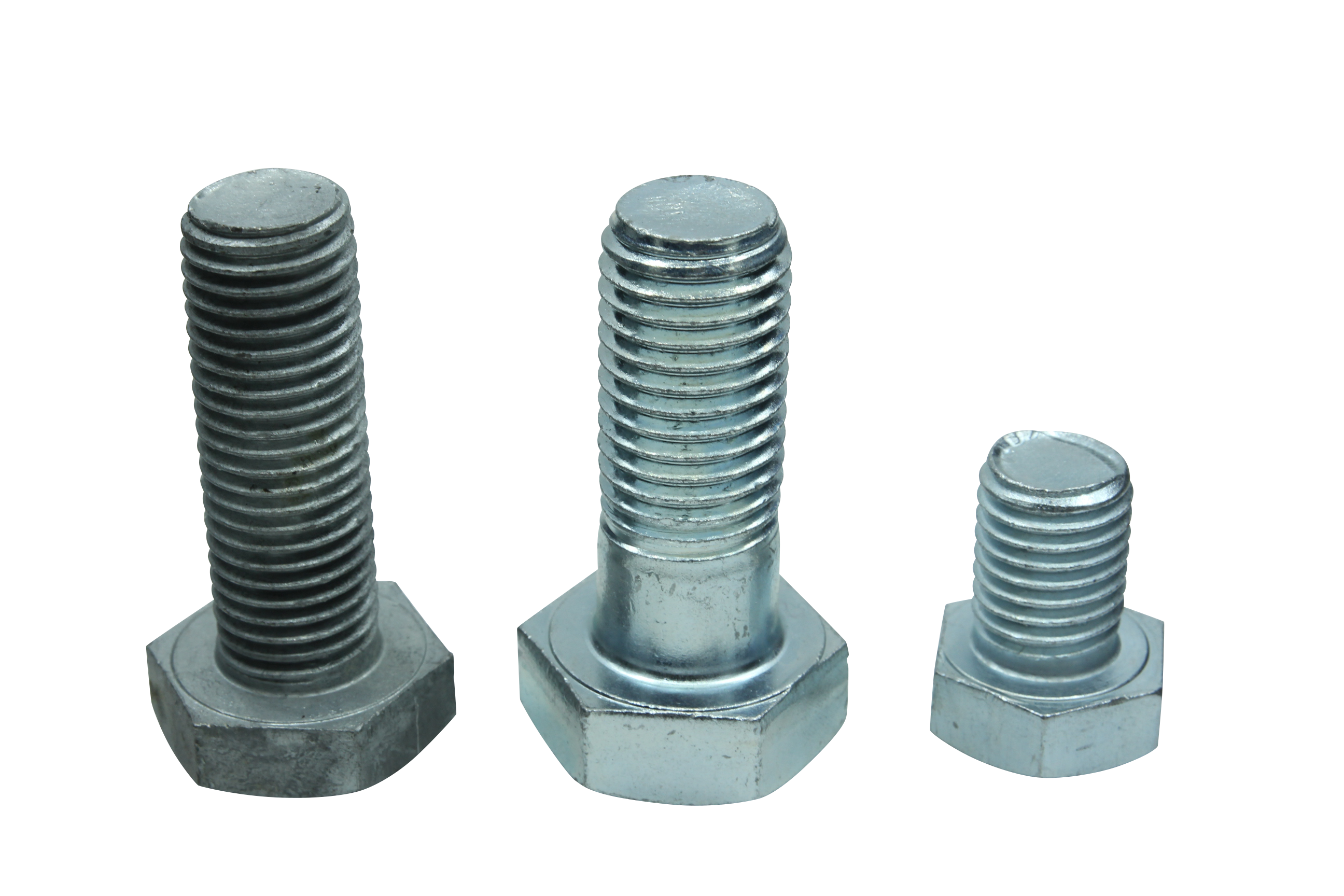 High tensile strength bolts