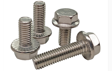 -Stainless Steel Flange Bolts