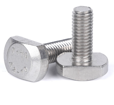 Stainless Steel Square Head Screw