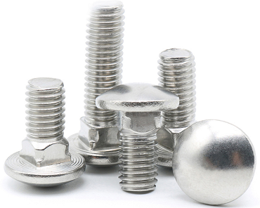 Short Neck carriage bolts